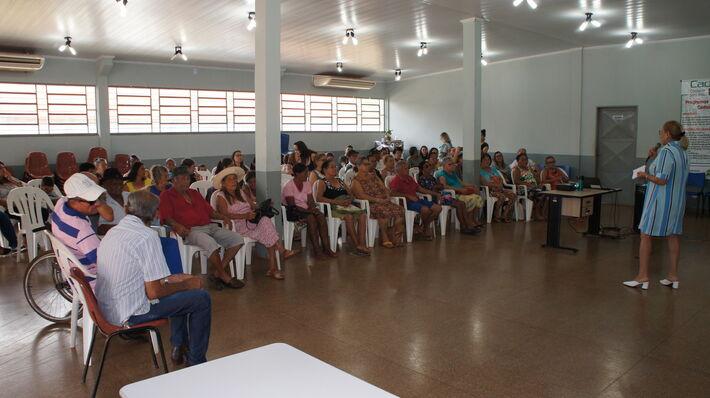 Audiência pública anual da Secretaria de Assistência Social reuniu técnicos e representantes de entidades assistenciais