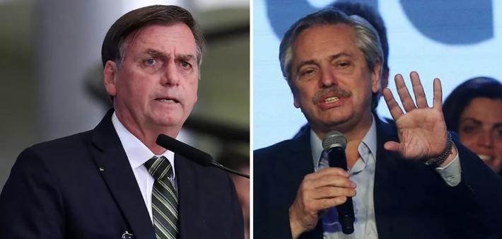 No fim de semana, Bolsonaro declarou que não enviaria representante algum. Esta deve ser a primeira vez desde 2003 que o chefe de Estado brasileiro não irá à posse do novo presidente argentino.