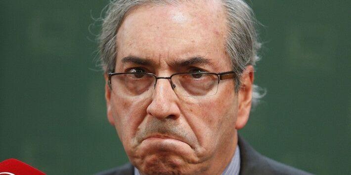 O ex-deputado Eduardo Cunha (MDB-RJ)