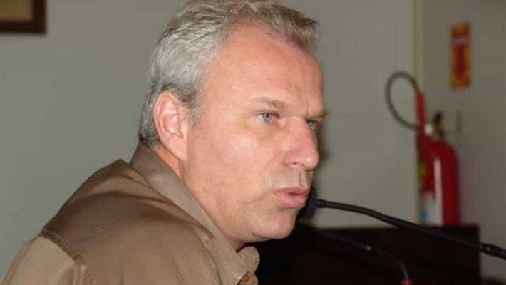O prefeito de Ribeirão Bonito, Francisco José Campaner (PSDB)