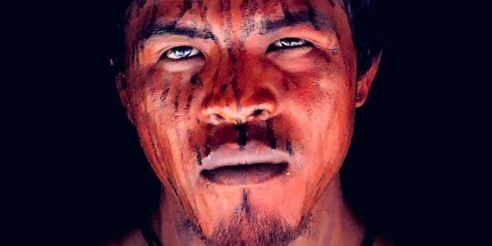 Esse é Paulino Guajajara, o líder executado enquanto caçava