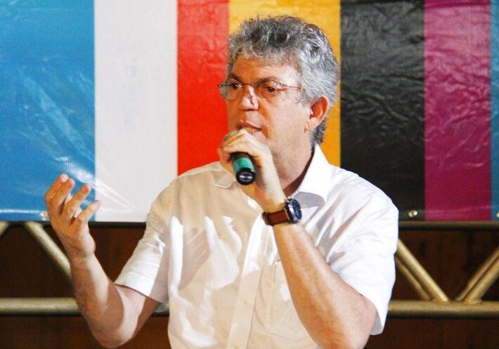 Governador da Paraíba, Ricardo Coutinho