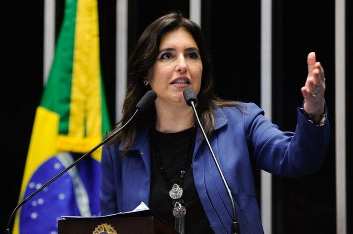 Senadora Federal Simone Tebet (MDB)