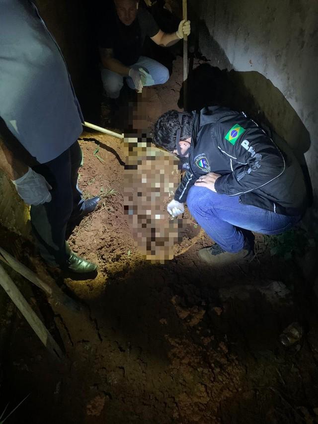 Corpo de adolescente é encontrado enterrado em lavanderia de casa em Chapadão do Sul (MS)