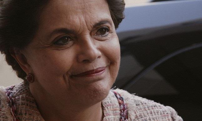 Dilma Rousseff, em 'Democracia em Vertigem'