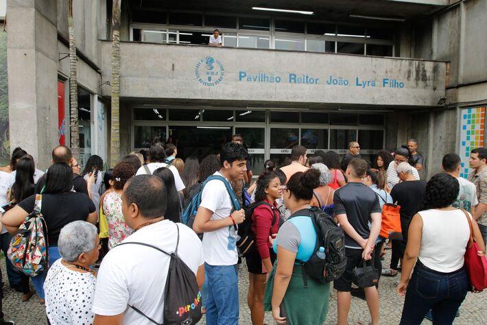 Justiça atendeu o pedido da Defensoria Pública da União (DPU) de suspender a divulgação dos resultados do Sisu