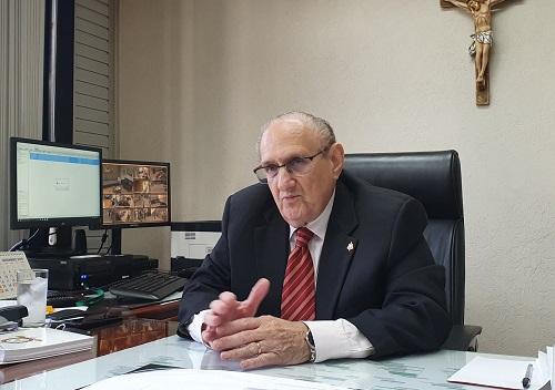 Paschoal Carmello Leandro, desembargador do Tribunal de Justiça do Estado