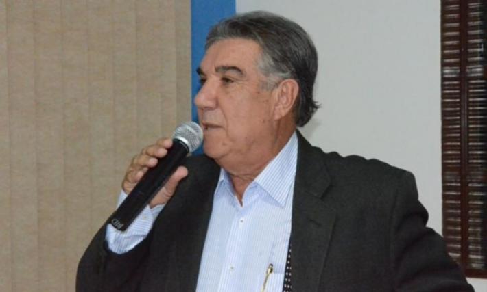 Prefeito de Maracaju, Maurílio Azambuja