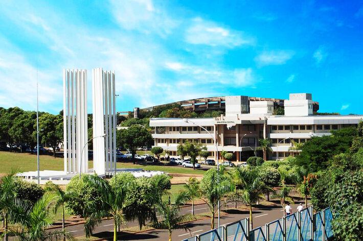 A cidade Universitária em Campo Grande