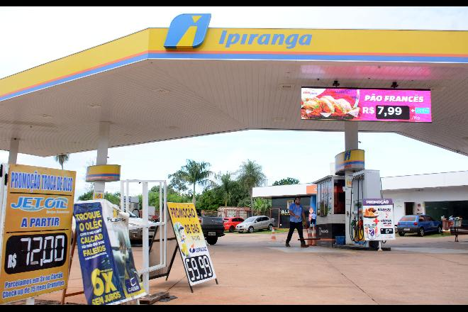 Preços de combustíveis na mira de fiscais