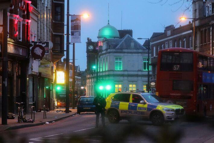 O incidente é considerado pelas autoridades como um ato terrorista