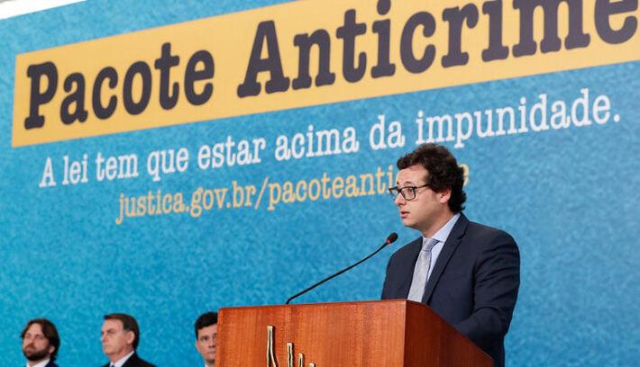 Secretário Especial de Comunicação Social da Secretaria de Governo, Fábio Wajngarten.