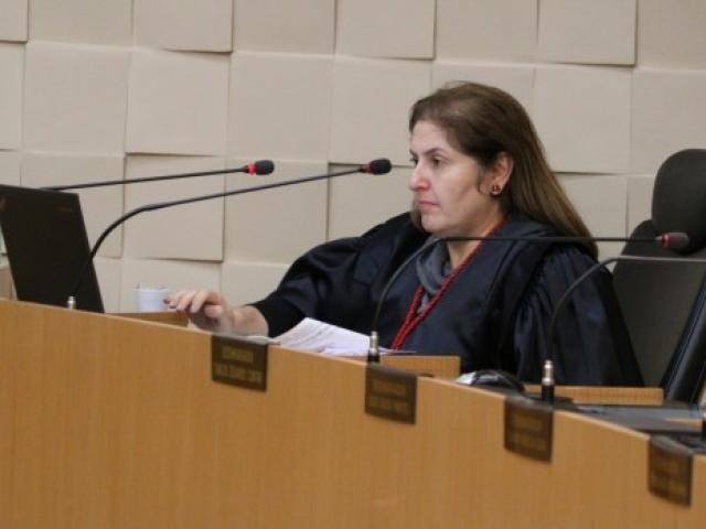 Desembargadora Elizabete Anache, relatora do processo