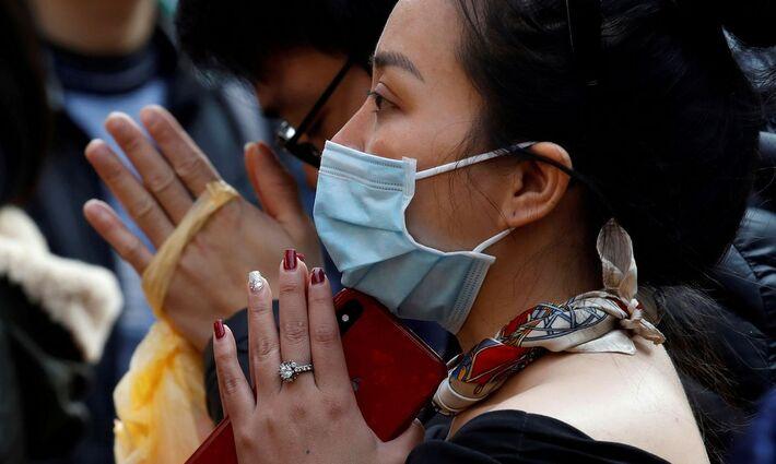 Autoridades sanitárias chinesas também disseram que 2.478 pessoas foram confirmadas com a infecção
