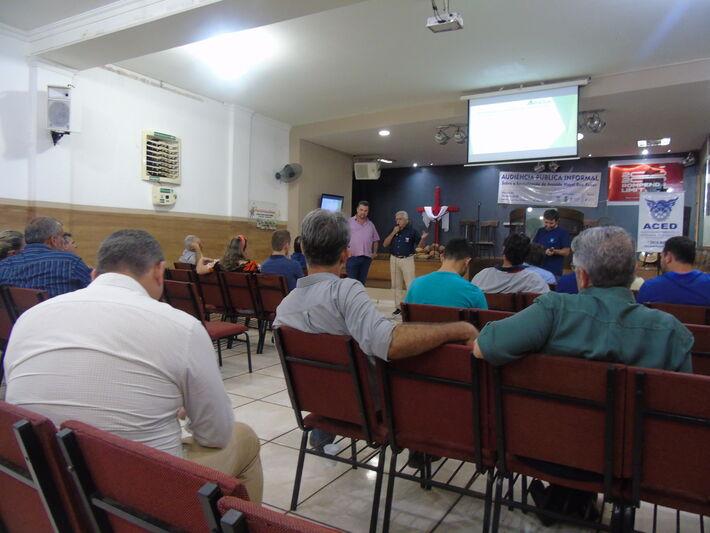 ACED conhece projeto de revitalização de avenida em Dourados