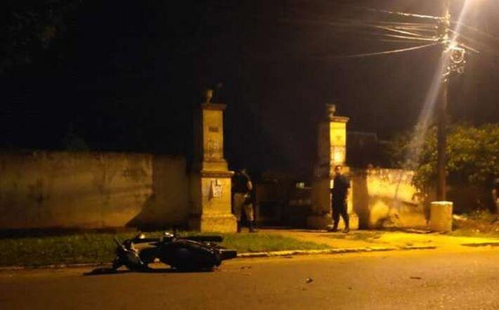 Aniversariante e amigo são executados por pistoleiros na fronteira do Brasil com Paraguai