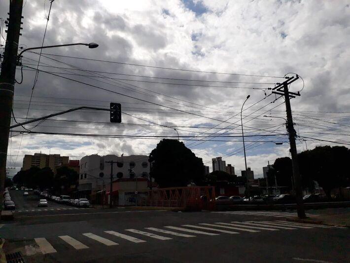 Região central de Campo Grande-MS