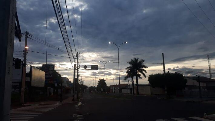 Nascer do Sol nessa quinta-feira em Campo Grande | MS Notícias