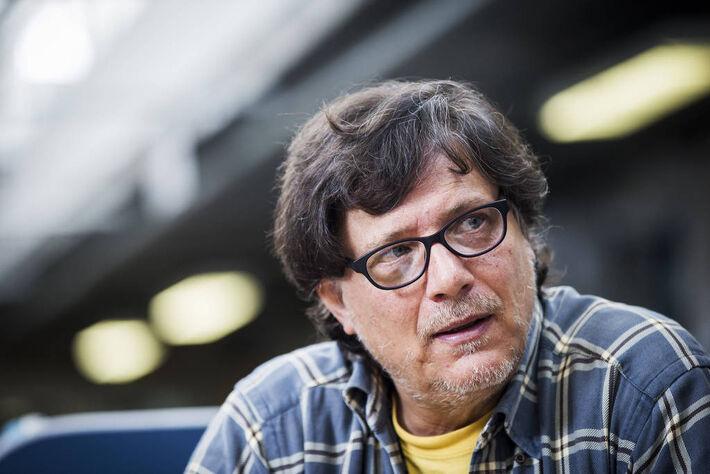 O professor e virologista Paolo Zanotto, do Instituto de Ciências Biomédicas da USP