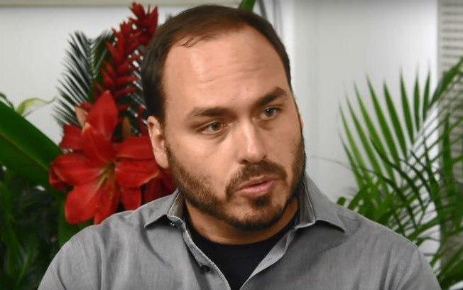 O vereador Carlos Bolsonaro (PSC-RJ)