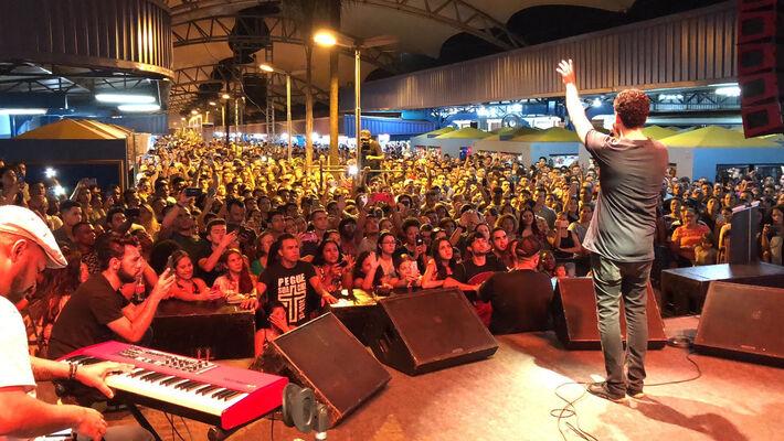 A realização do Festival que tradicionalmente atrai o público da capital
