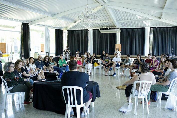 Laboratório reúne profissionais do audiovisual do Centro-Oeste brasileiro