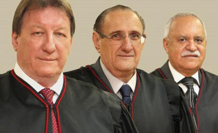 Presidente do TRE, João Maria Lós, recebeu R$ 831 mil em licença-prêmio, contra R$ 835 mil de presidente do TJ, Paschoal Leandro, e R$ 950,6 mil de Julizar Barbosa