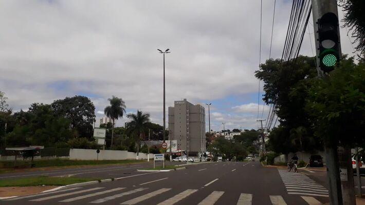 Região do Carandá Bosque, em Campo Grande