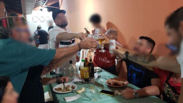 Após aniversário em Itapecerica da Serra, familiares apresentaram sintomas semelhantes à covid-19