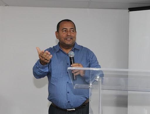 O prefeito Antonio Anizio