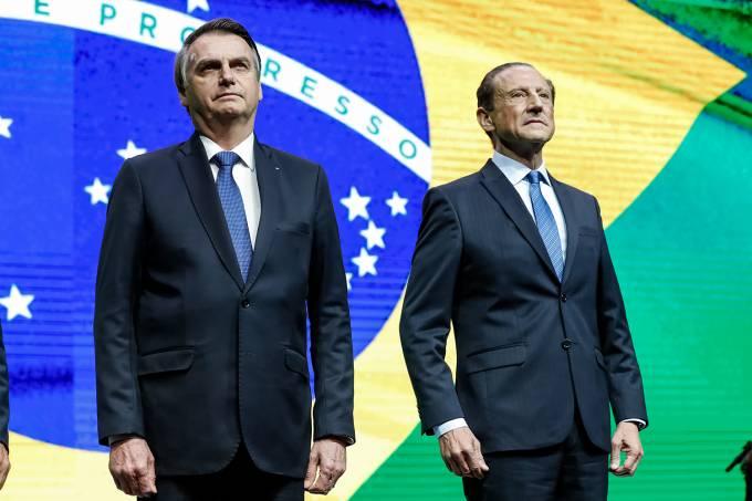 Aliado do presidente Bolsonaro, Skaf pretende disputar o governo de São Paulo em 2022