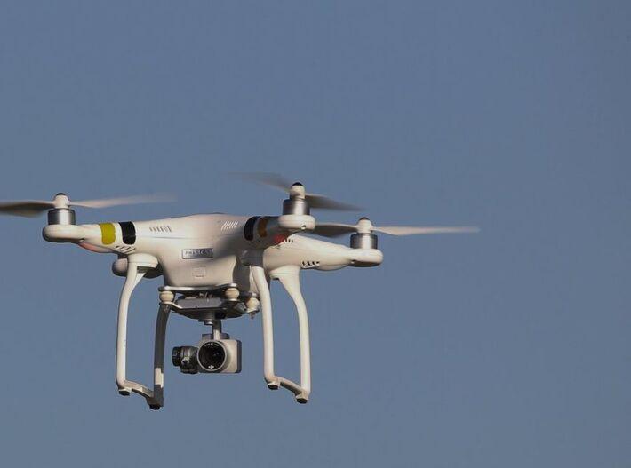 Drones vão auxiliar o Centro de Operações e a base operacional montada no Riocentro