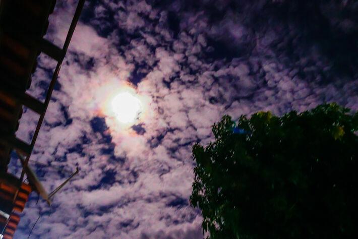 Céu de Campo Grande