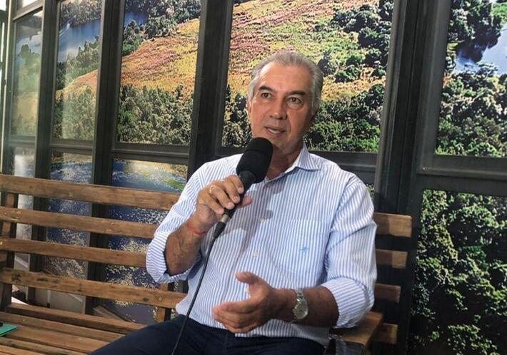 Governador Reinaldo Azambuja (PSDB) prorrogou suspensão das aulas na rede estadual de ensino