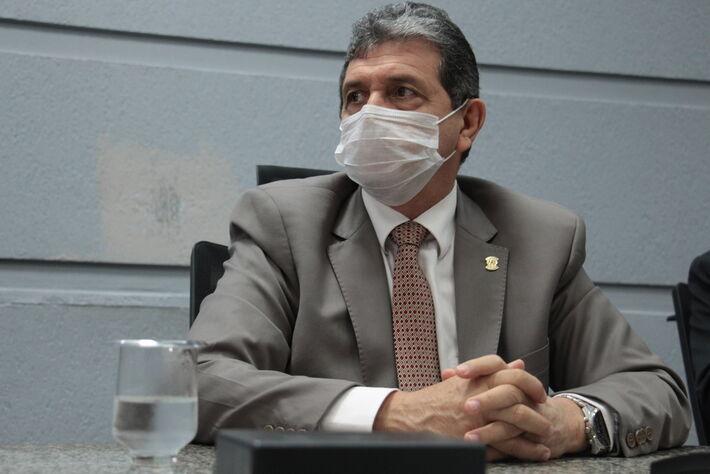 O presidente da Câmara Municipal de Campo Grande, vereador João Rocha