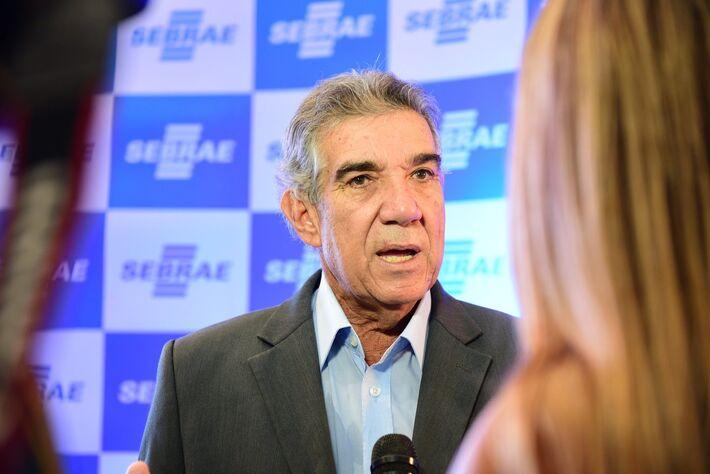 Maurílio Azambuja, prefeito de Maracaju
