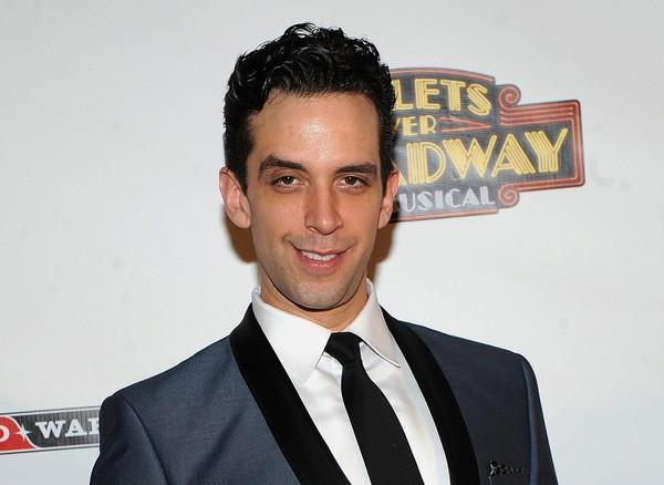 Nick Cordero em foto de abril de 2014