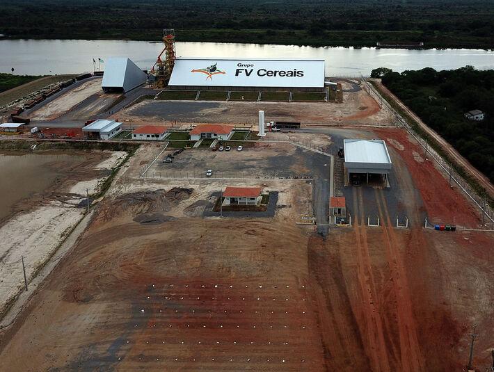Novo terminal investirá mais R$ 20 milhões para dobrar a capacidade de armazenagem: 60 mil toneladas