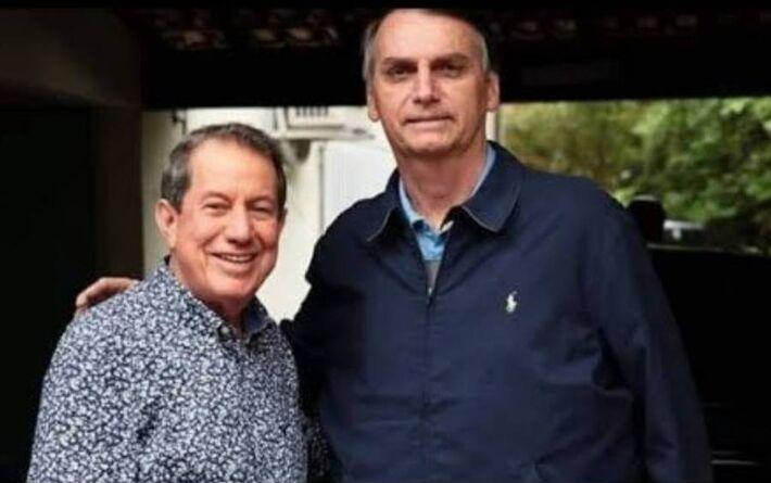 R.R. Soares e Bolsonaro