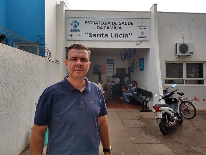 Vereador Binga, de Paranaíba