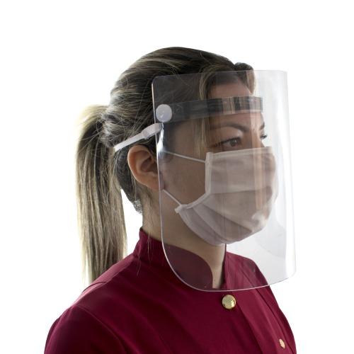 Modelo das máscaras que estão sendo doadas