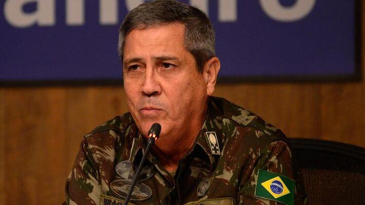 Walter Souza Braga Netto participa de evento no Rio de Janeiro