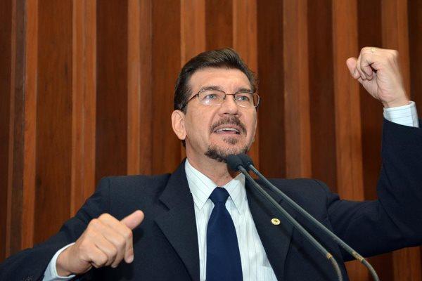 Deputado estadual Pedro Kemp
