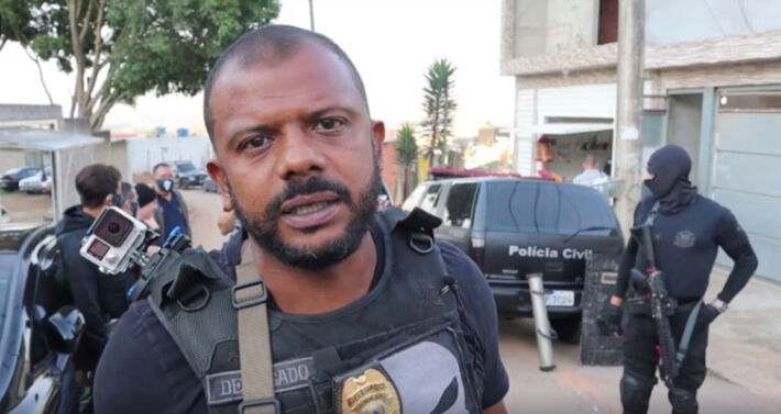 Delegado da Cunha é a página do policial no Facebook que tem mais de 100 mil curtidas