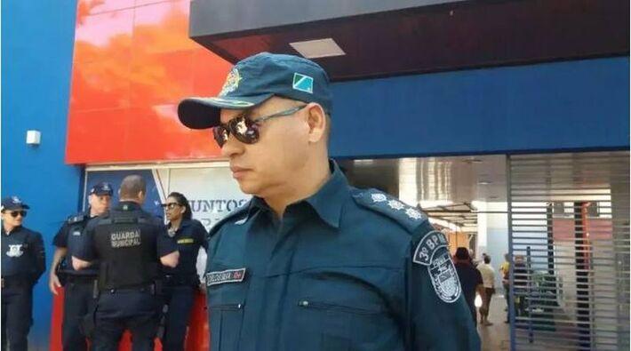 Tenente-coronel Carlos Silva