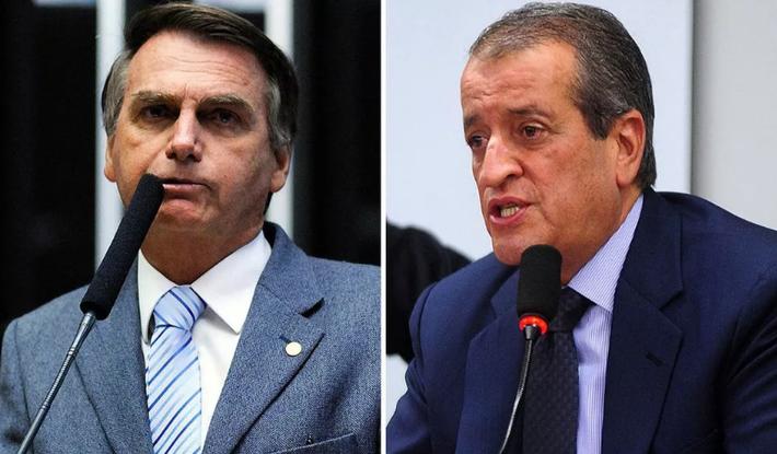 Valdemar Costa Neto, condenado no processo do mensalão. O FNDE possui orçamento de R$ 29,4 bilhões