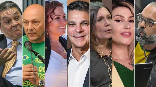 Os 7 investigados