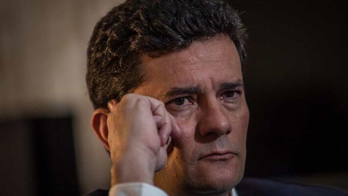 O ex-ministro e ex-juiz Sérgio Moro