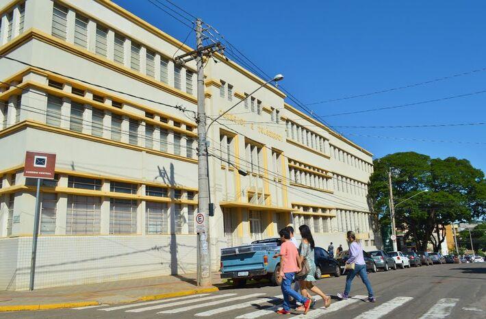 Agência Central dos Correios - Campo Grande/MS