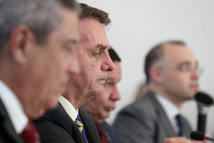 Jair Bolsonaro, presidente da República